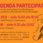 Agenda Partecipata | Prima assemblea per la cultura